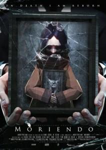 """Poster """"Moriendo"""""""