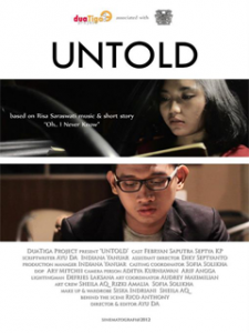 Poster Untold