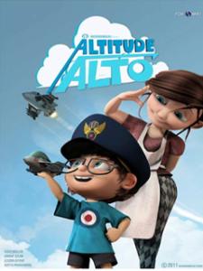 Altitude Alto Film Pendek Animasi